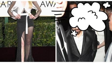 """Ασυγκράτητο το νέο ζευγάρι του Χόλιγουντ! Δεν ξεκολλούσαν στο after party για τις """"Χρυσές Σφαίρες"""""""