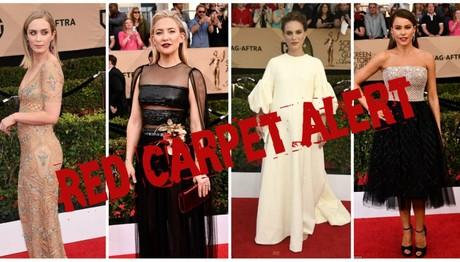 8493ec6a95f8 SAG Awards 2017  ΔΕΙΤΕ τι φόρεσαν οι celebrities στο κόκκινο χαλί- ΠΛΟΥΣΙΟ  ΦΩΤΟΡΕΠΟΡΤΑΖ