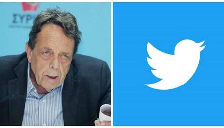 ΣΑΛΟΣ στο Twitter μετά την παράδοση του ΔΟΛ σε ΣΥΡΙΖΑ και