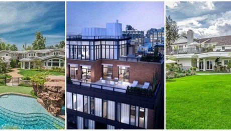 Αφιέρωμα star.gr: Ξεχωρίσαμε μερικά από τα πιο πολυτελή σπίτια διασήμων!