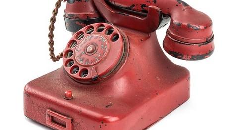 AYTO είναι το τηλέφωνο που χρησιμοποιούσε ο ΧΙΤΛΕΡ στον Β