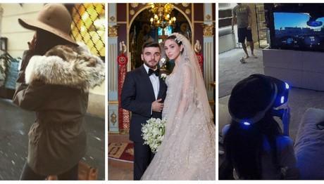 Η παραμυθένια ζωή του γιου του Σαββίδη και της καλλονής συζύγου του- ΔΕΙΤΕ ΦΩΤΟ του νιόπαντρου ζευγαριού