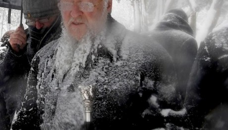 ΠΑΓΩΣΕ ο Οικουμενικός Πατριάρχης Βαρθολομαίος