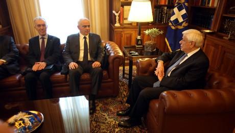 Μήνυμα Παυλόπουλου: Αδιαπραγμάτευτη η θέση της χώρας στον σκληρό πυρήνα της ΕΕ