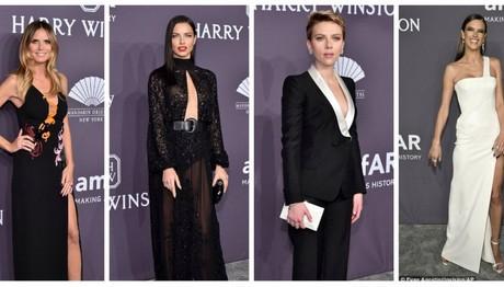 Red Carpet Alert: Όλες οι καλλονές στο ετήσιο gala amfAR στην Νέα Υόρκη- ΔΕΙΤΕ ΤΙ ΦΟΡΕΣΑΝ