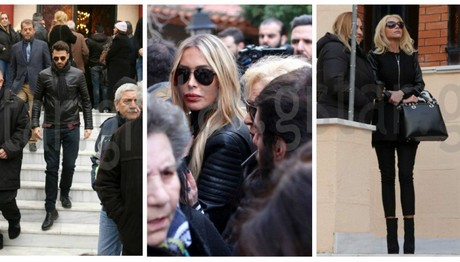 Μνημόσυνο Παντελίδη: ΔΕΙΤΕ ποιοι επώνυμοι φίλοι του τίμησαν τη μνήμη του- ΠΛΟΥΣΙΟ ΦΩΤΟΡΕΠΟΡΤΑΖ star.gr