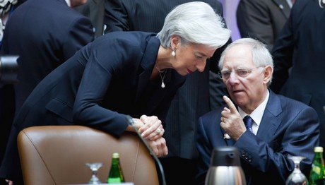 ΔΝΤ και Γερμανία έχουν την πρόθεση να συμβιβαστούν αλλά πρέπει να συμφωνήσει και η Ελλάδα!