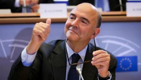 Χείρα βοηθείας από Μοσκοβισί για το κλείσιμο της αξιολόγησης- ΕΡΧΕΤΑΙ στην Αθήνα την Τετάρτη