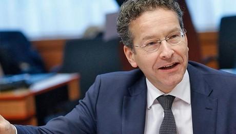 """Ντάισελμπλουμ: Συμφωνία στη μετατόπιση από τα αμιγώς δημοσιονομικά μέτρα """"στις δημοσιονομικές μεταρρυθμίσεις"""""""