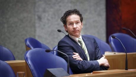 «Έκπληκτος» δηλώνει ο Ντάισελμπλουμ για την απαισιοδοξία του ΔΝΤ για την Ελλάδα