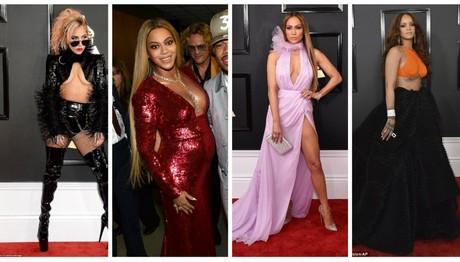 Red Carpet Alert: ΔΕΤΕ ΤΙ ΦΟΡΕΣΑΝ oι celebrities στο κόκκινο χαλί των Grammy (ΦΩΤΟΡΕΠΟΡΤΑΖ)