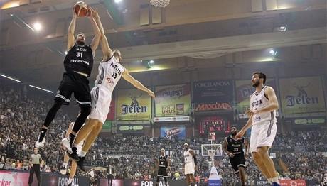 Basketball Champions League: Πρόκριση - θρίλερ για ΠΑΟΚ