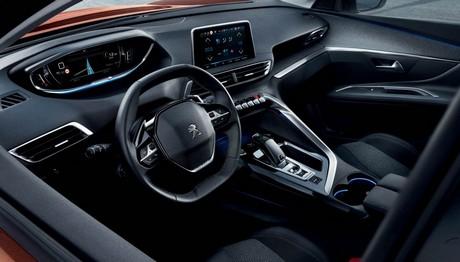 Το νέο Peugeot 3008 βραβεύτηκε με το βραβείο «Grand Prix»