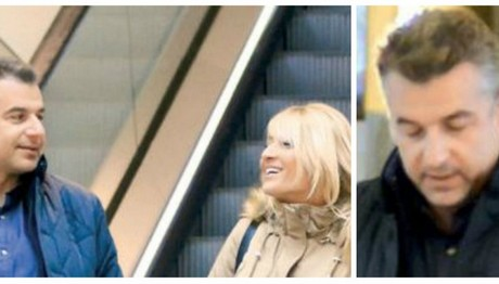 Γιώργος Λιάγκας- Φαίη Σκορδά: Η συνάντησή τους δύο μήνες μετά το χωρισμό- Η αμηχανία και τα παγωμένα χαμόγελα