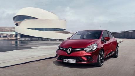 Η ιδανική στιγμή για να αποκτήσεις τα νέα Renault  CLIO & CLIO SPORT TOURER