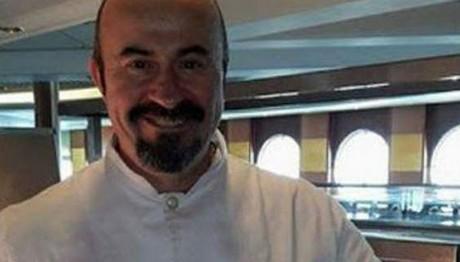 ΘΡΗΝΟΣ στην Πάτρα για τον 49χρονο μάγειρα Γιώργο Σμεράιδο