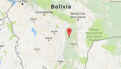 Ταρακουνήθηκε η Βολιβία- Σεισμός αισθητός σε τρεις πόλεις