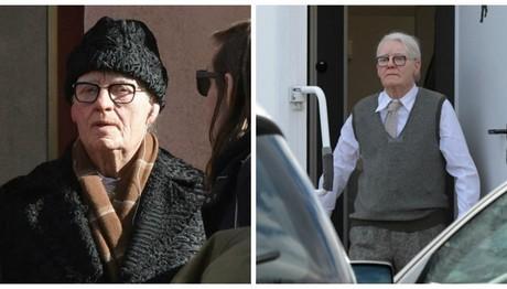 Μας άφησε άφωνους!Δεν θα πιστεύετε ποια διάσημη ηθοποιός είναι ο ηλικιωμένος άνδρας της φωτογραφίας