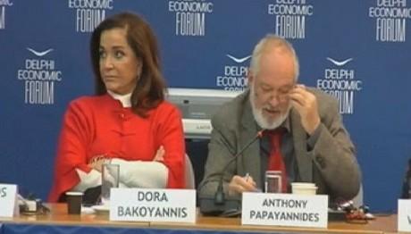 2o Οικονομικό Φόρουμ Δελφών: Πολιτικοί μιλούν για τις μεταρρυθμίσεις και τα σενάρια για Grexit