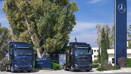 Η Mercedes γιορτάζει τα 20 χρόνια του «θηρίου» Αctros