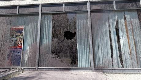 Οι Πυρήνες Άμεσης Επίθεσης - Ομάδα «Ζωντανά Απόβλητα» ανέλαβαν την ευθύνη για την επίθεση στο Γαλλικό Ινστιτούτο