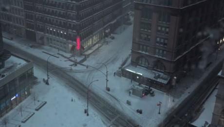 """Time lapse video: Η """"Στέλλα"""" σαρώνει τη Νέα Υόρκη"""