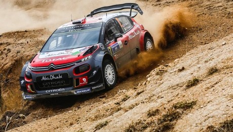 Θρίαμβος της Citroen στο Παγκόσμιο Πρωτάθλημα Rally στο Μεξικό