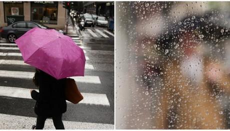 Αλλάζει ο καιρός από αύριο-Πτώση θερμοκρασίας και βροχές