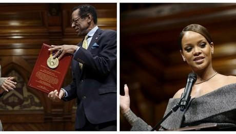 Χάρβαρντ: Η Ριάνα είναι η ανθρωπίστρια της χρονιάς!