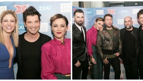 """ΠΛΟΥΣΙΟ ΦΩΤΟΡΕΠΟΡΤΑΖ: ΟΣΑ έγιναν στο πάρτι - παρουσίαση του """"X Factor 2"""""""