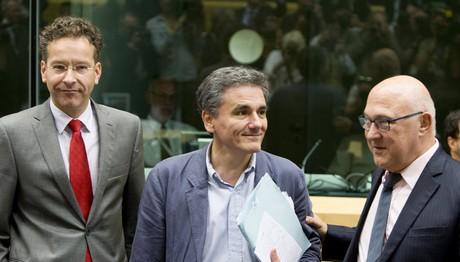 Σπριντ κυβέρνησης και δανειστών για συμφωνία στις 7 Απριλίου