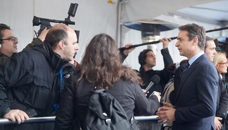 Την ανησυχία του για τις προκλήσεις της Άγκυρας εξέφρασε ο Μητσοτάκης από τις Βρυξέλλες