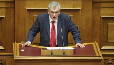 Παπαγγελόπουλος: Ντόπια και ξένα συμφέροντα της διαπλοκής πολέμησαν τον Καραμανλή
