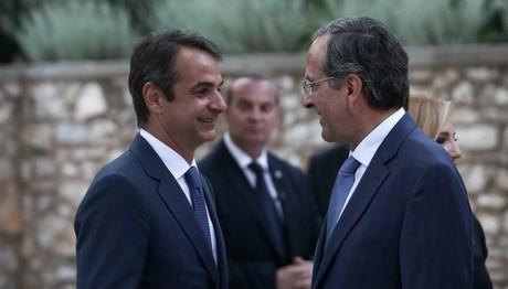 Μαζί θα ταξιδέψουν για Μάλτα Μητσοτάκης-Σαμαράς