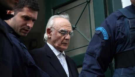 Νέο αίτημα για αποφυλάκιση του Άκη Τσοχατζόπουλου
