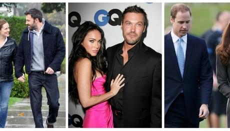 Αφιέρωμα star.gr: Ζευγάρια που έδωσαν μία δεύτερη ευκαιρία στη σχέση τους!