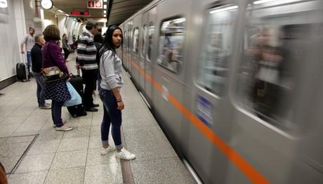 ΠΡΟΣΟΧΗ: Χωρίς Μετρό τα μεσάνυχτα της Μεγάλης Παρασκευής