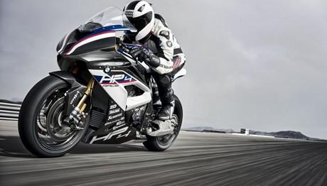Η νέα BMW HP4 RACE είναι συλλεκτική