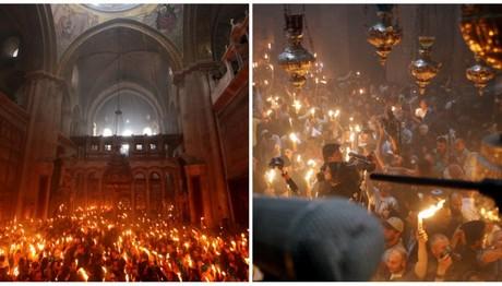 Αύριο στις 18:30 φτάνει στην Αθήνα το «Άγιο Φως»
