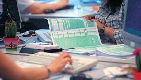 Μόνον 120.000  φορολογικές δηλώσεις  έχουν υποβληθεί σε σύνολο 6.000.000 υπόχρεων!