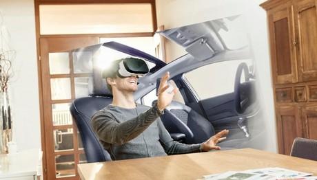 Δοκιμή αυτοκινήτου μέσω εικονικής πραγματικότητας από τη Ford
