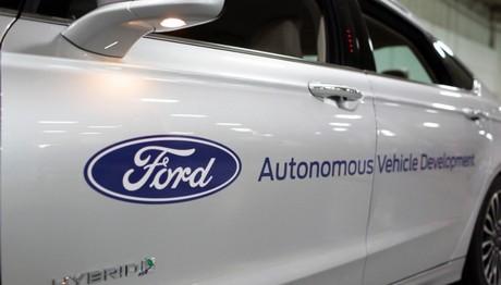 Πρώτη η Ford στην εξέλιξη της  αυτοματοποιημένης οδήγησης