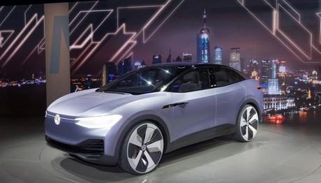Αποκαλύπτουμε το VW  I.D. CROZZ
