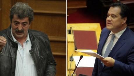 Ο Γεωργιάδης κατέθεσε ερώτηση στον Κοντονή: Θα προστατέψτε τη Δικαιοσύνη από τις αήθειες επιθέσεις Πολάκη;