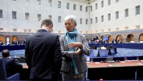 Γερμανός αξιωματούχος: Δεν θα είναι στην ατζέντα της Συνόδου του ΔΝΤ η Ελλάδα!