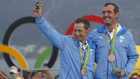 Θριάμβευσε η ελληνική ιστιοπλοΐα στο παγκόσμιο πρωτάθλημα της Γαλλίας