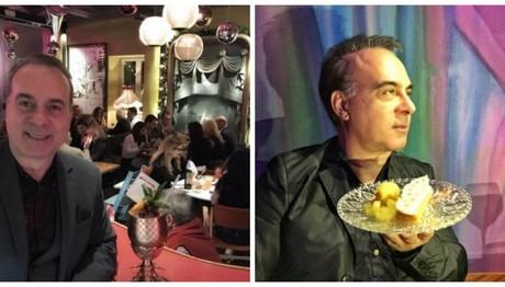 «Λουκέτο» και στα δύο μαγαζιά του Φώτη Σεργουλόπουλου- Τι απάντησε μέσω facebook ο παρουσιαστής