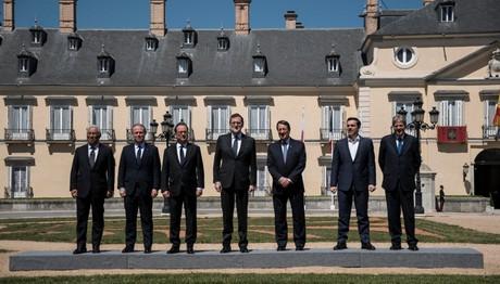 Τι έφαγαν οι ηγέτες στη Σύνοδο Ευρωπαϊκών Χωρών του Νότου