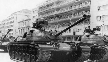 Μηνύματα από τον πολιτικό κόσμο για τη συμπλήρωση 50 χρόνων από το πραξικόπημα της 21ης Απριλίου 1967