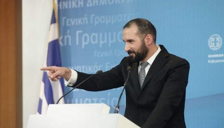 Τζανακόπουλος: Για πρώτη φορά στην επταετή κρίση είμαστε μπροστά στην έξοδο